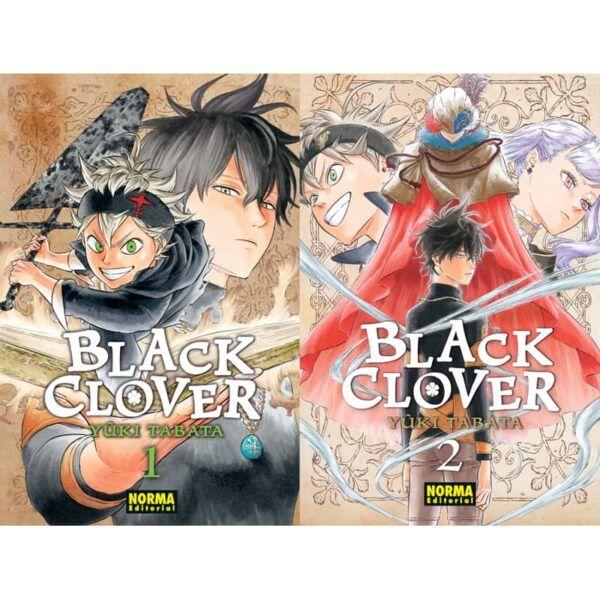 Manga Black Clover
