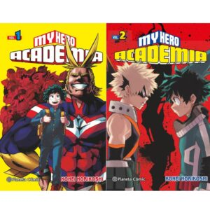 Manga My Hero Academia