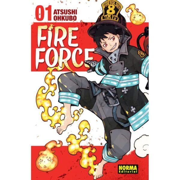 Manga Fire Force