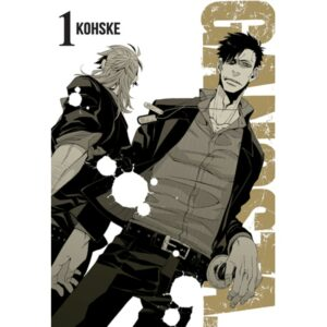 Manga Gangsta