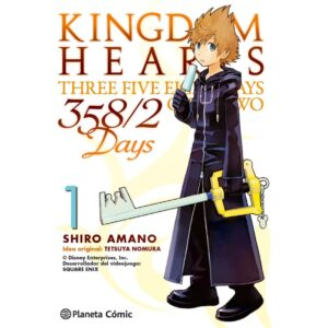 Manga Kingdom Hearts 358/2 Days