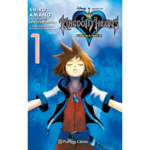 Manga Kingdom Hearts