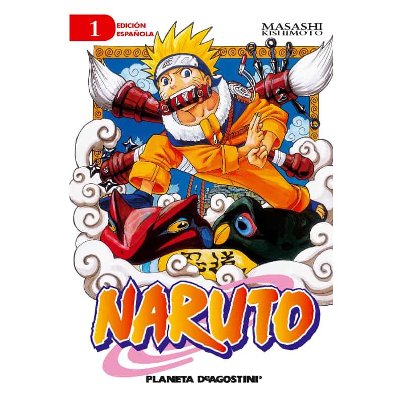 Manga Naruto Todos los tomos
