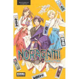 Manga Noragami Historias Cortas