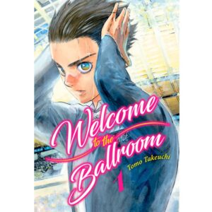 Manga Welcome to the Ballroom