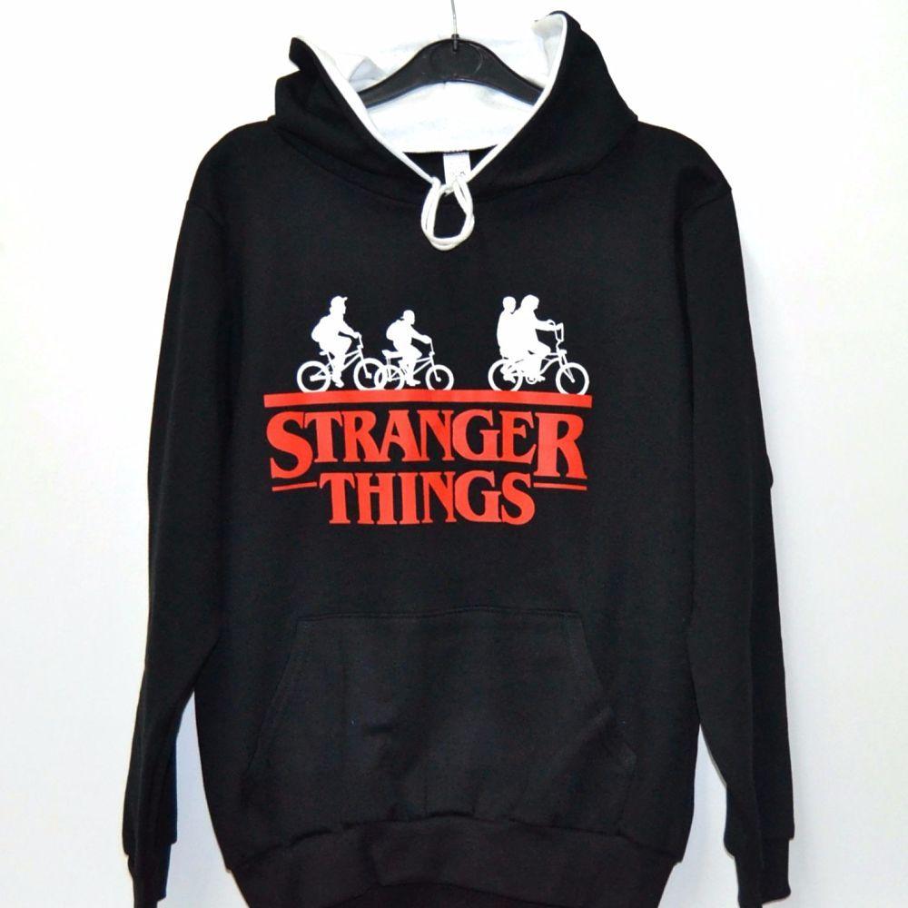 talla 40 69c6c a611d Sudadera Stranger Things