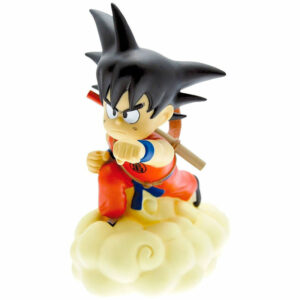 figura goku dragon ball hucha