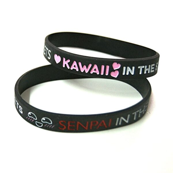 pulsera kawaii in the streets, kawaii, pulsera kawaii, pulseras frikis, pulseras anime