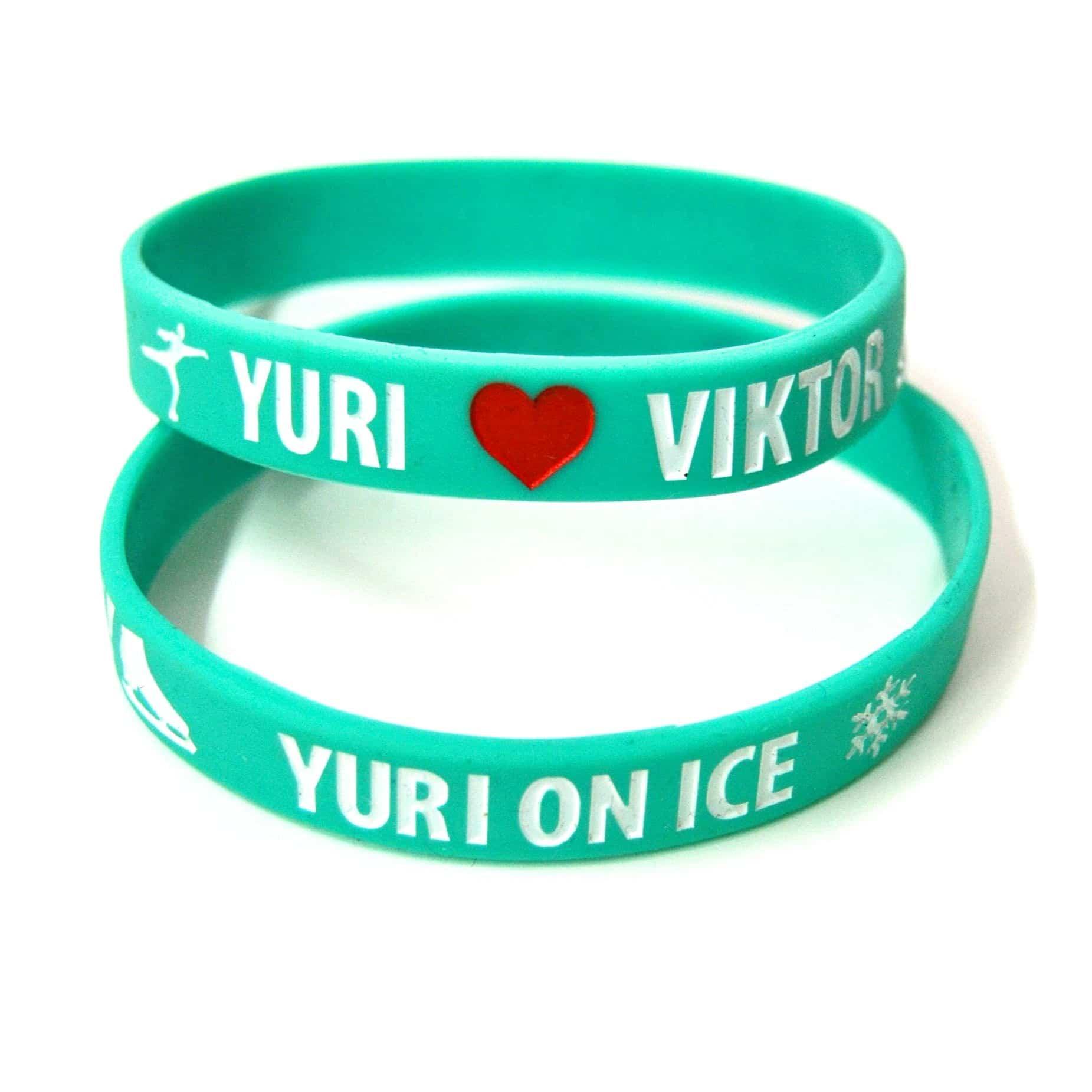 yuri on ice, pulsera yuri on ice, pulseras anime, pulsera anime, anime, yuri on ice, pulseras frikis