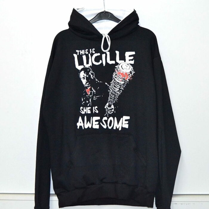 Sudadera Walking Dead Lucille