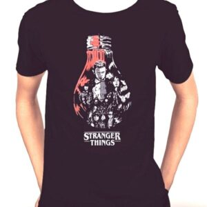 Camiseta Stranger Things 2