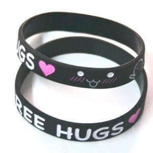 Pulsera Free Hugs