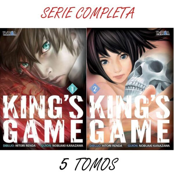 Manga King's Game