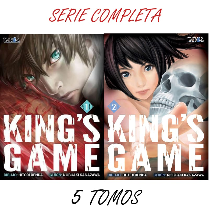 Manga King's Game