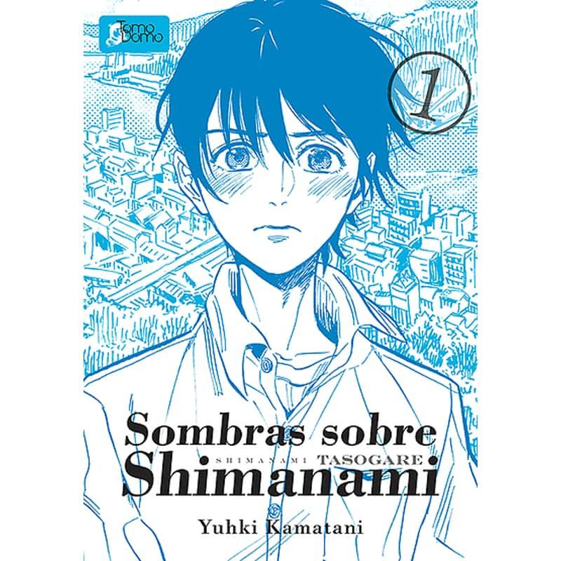 Manga Sombras Sobre Shimanami