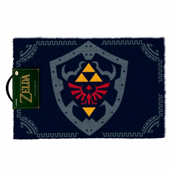 Felpudo Zelda