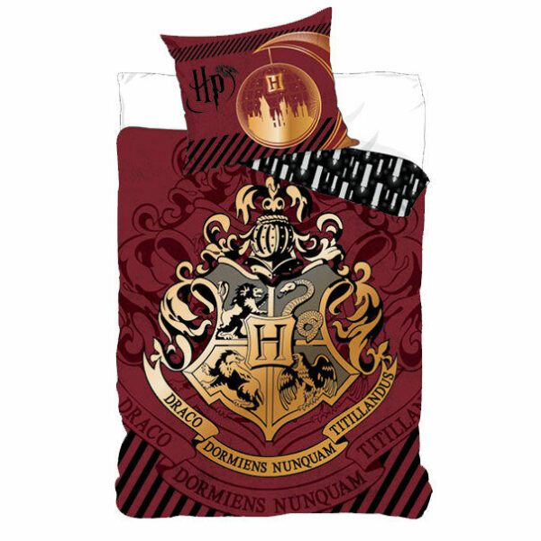 Funda Nórdica Hogwarts Harry Potter