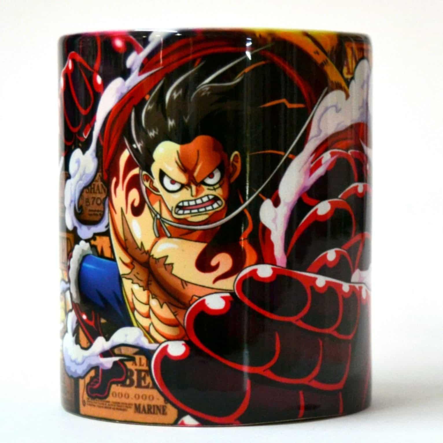 Taza Luffy One Piece