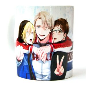 taza yuri on ice