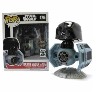 funko darth vader tie fighter