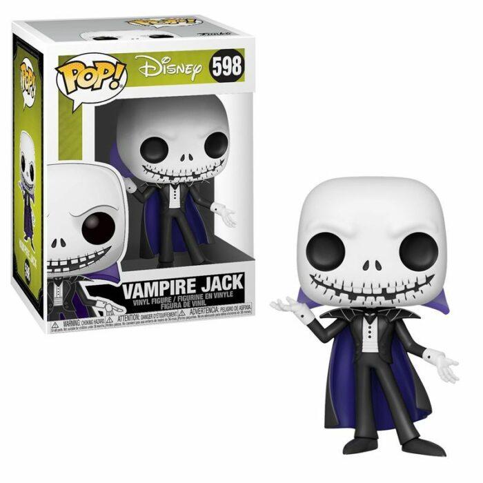 Figura Jack Skellington Vampire Funko Pop