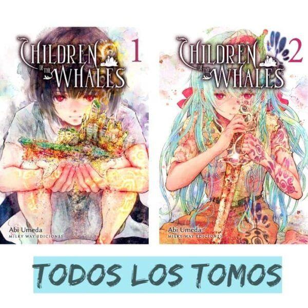 Manga Children of the Whales