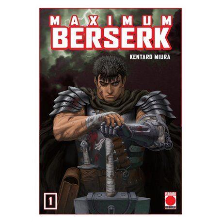 Manga Maximum Berserk