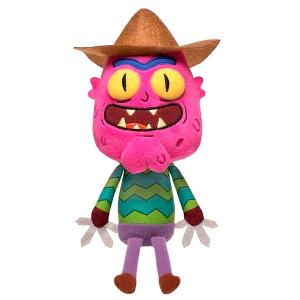Peluche Scary Terry Rick y Morty