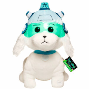 peluche snowball rick y morty