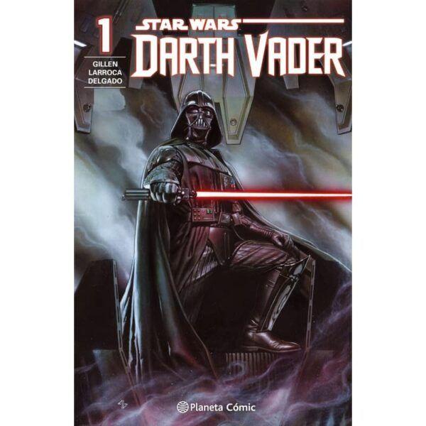 Comic Vader Derribado