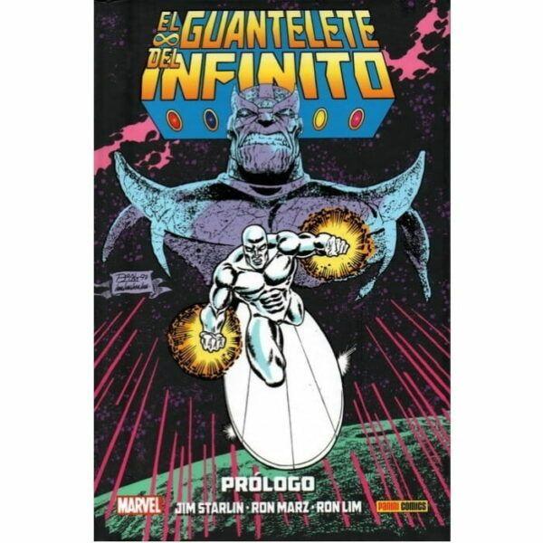 Comic El Guantelete del Infinito Prólogo