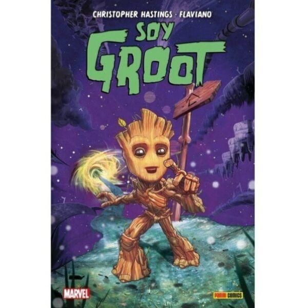 Comic Soy Groot