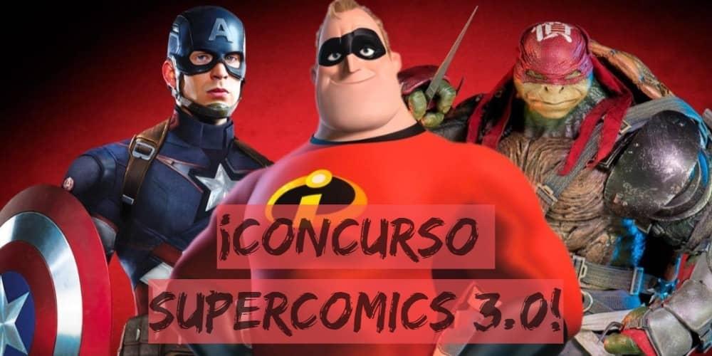 concurso supercomics