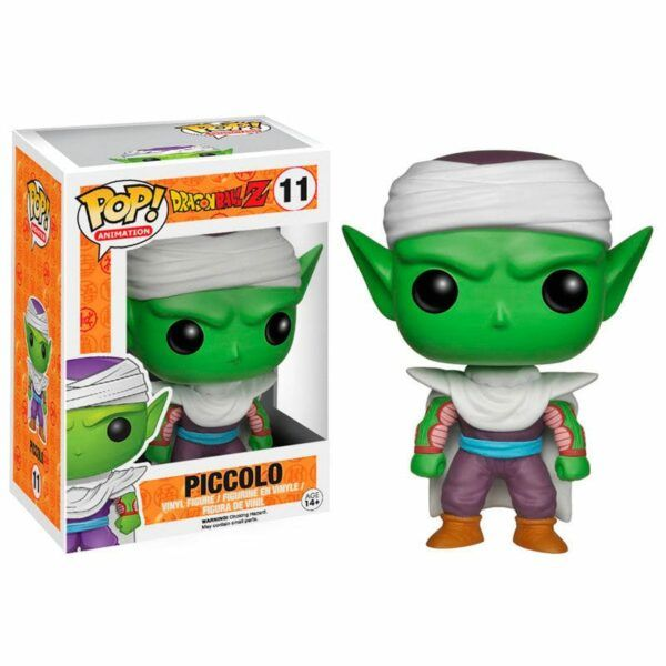 Figura Dragon Ball Z Piccolo Funko Pop