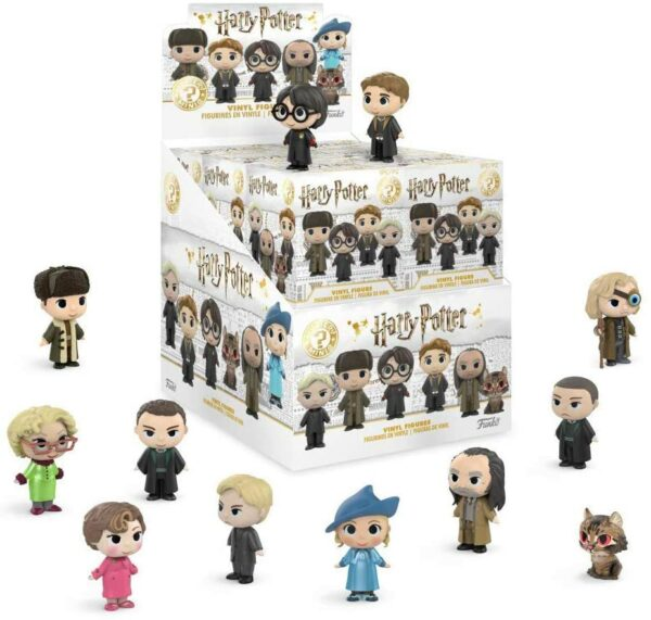 mystery minis hp