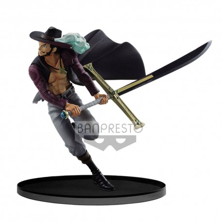 Figura Mihawk One Piece Banpresto