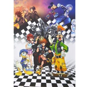 Poster Kingdom Hearts 1.5
