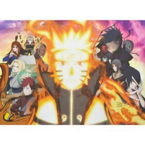 Poster Naruto Kurama