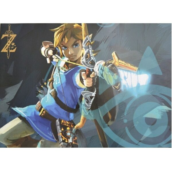 Poster Zelda Breath of the Wild