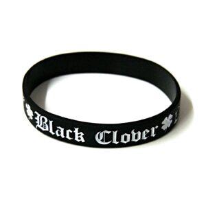 Pulsera Black Clover