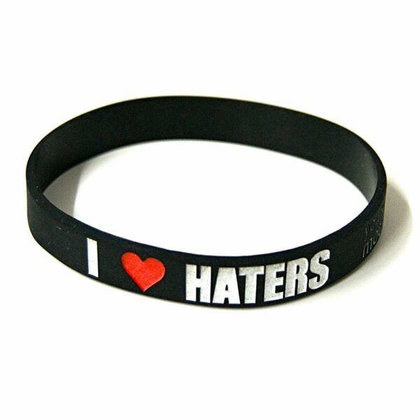 Pulsera Haters