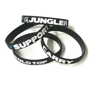 Pulsera League of Legends, pulsera lol, pulsera jungler, pulsera solo top, pulsera carry, pulsera support