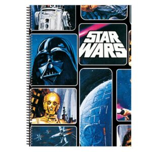 cuaderno star wars