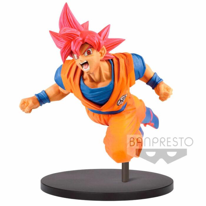 Figura Dragon Ball Goku Banpresto