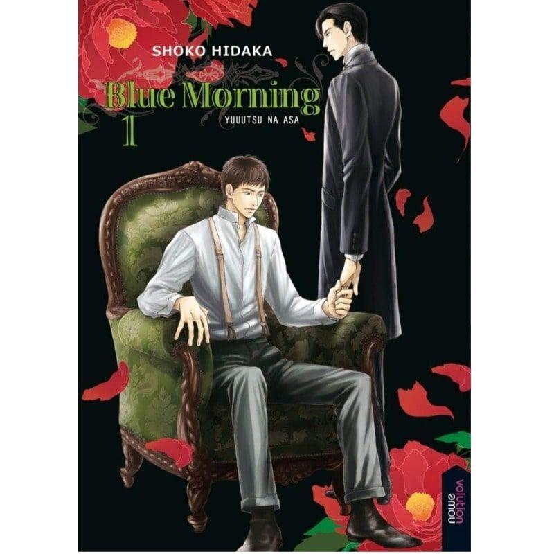 manga blue morning, mangas yaoi, manga yaoi
