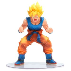 Figura Dragon Ball Goku Super Saiyan Banpresto