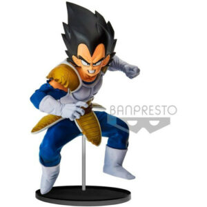 figura dragon ball vegeta banpresto
