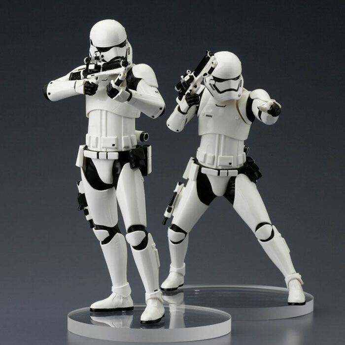 Figura Star Wars Stormtrooper Kotobukiya ARTFX+ (Pack 2 Figuras)