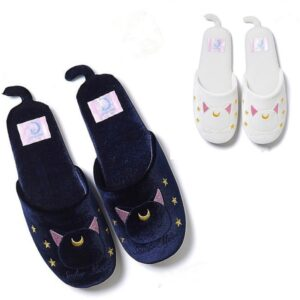 pantuflas luna sailor moon