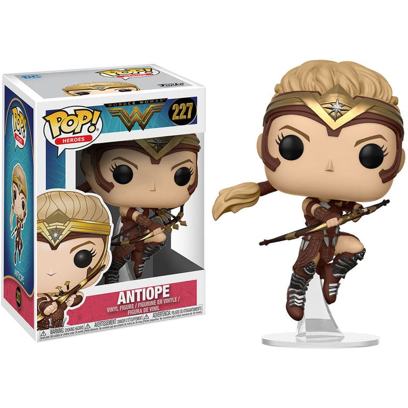 Figura Funko Pop Wonder Woman Antiope